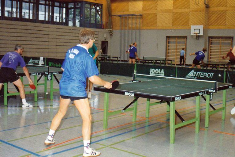 Tischtennisturnier 1994???