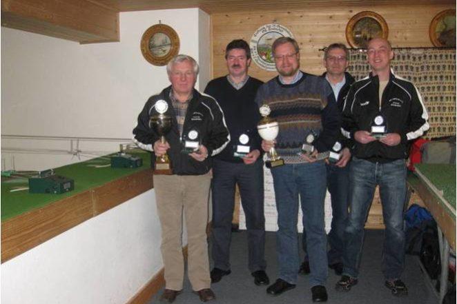 Schützen Eichstätt Vereinsmeisterschaft 2010/11