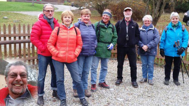 """SVO Ski & Wandern Augsburg - Die """"8"""" in den Westlichen Wäldern"""