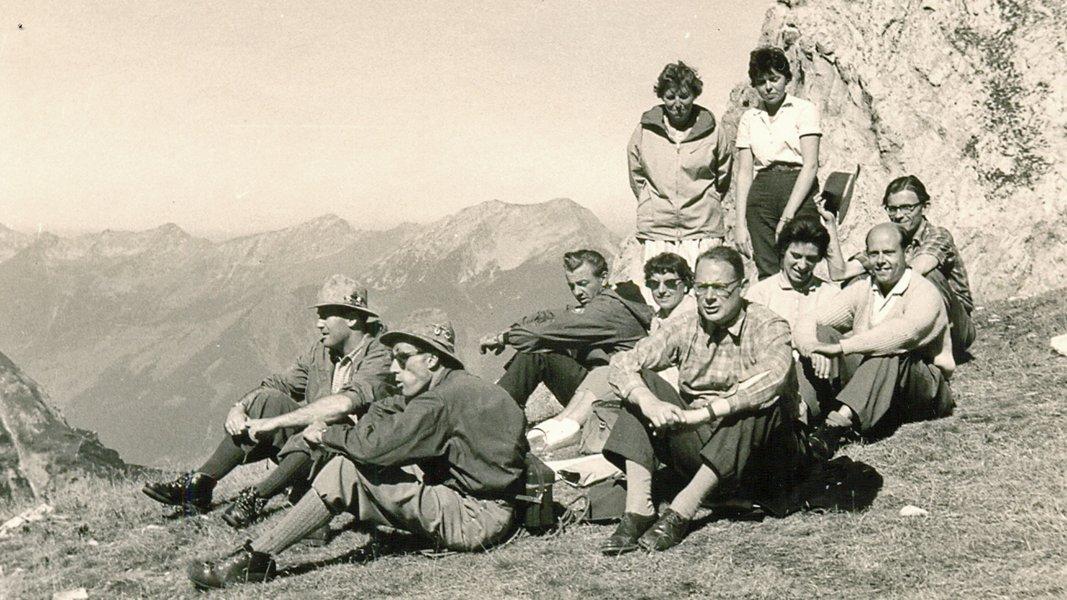 1959 Coburger Hütte
